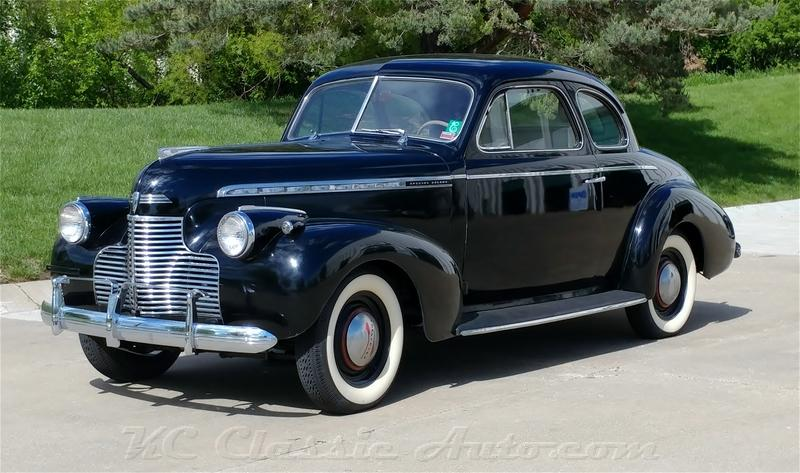 1940 Chevrolet Master Special Deluxe Coupe !!! PENDING DEAL !!!