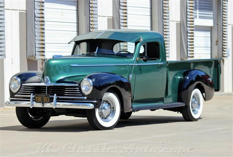 1946 Hudson Series 58 Pickup Numbers Matching Frame Off  -  FREE SHIPPING!!!