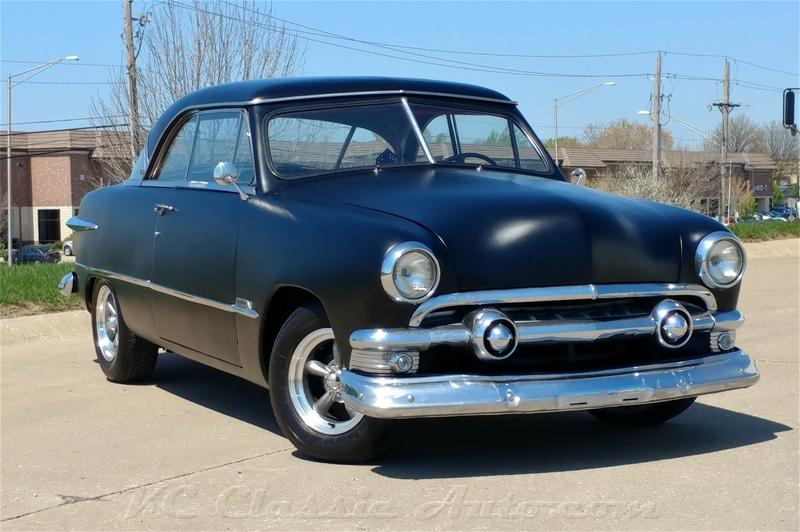 1951 Ford Victoria 2 Door  302 V8 5spd