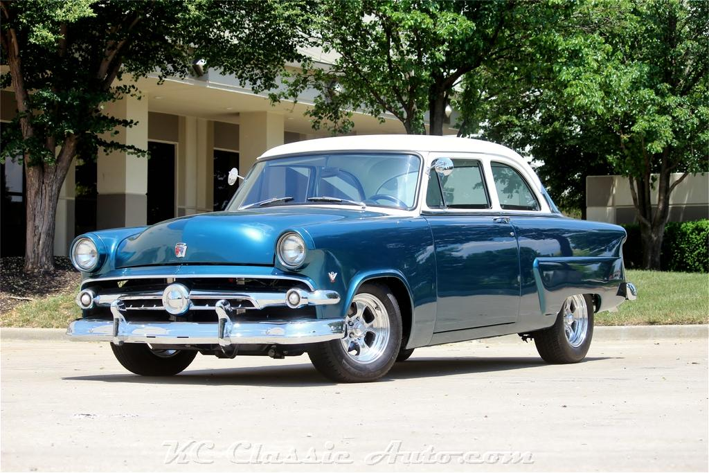 1954 Ford Mainline 302V8  5spd  AC