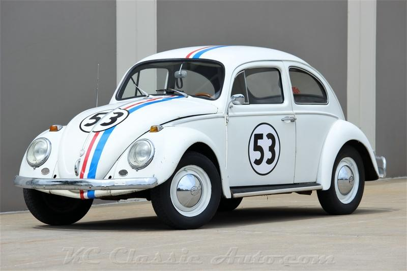 1961 Volkswagen Bettle Herbie