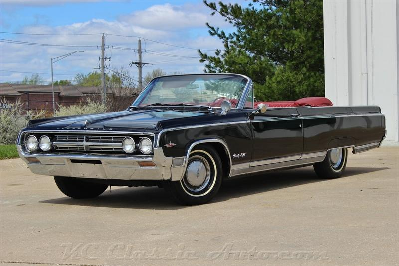 1964 Oldsmobile Ninety Eight Convertible with AC