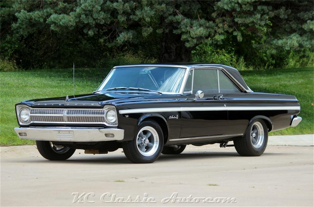 1965 Plymouth Belvedere II Max Wedge 550hp with a Tremec 5spd