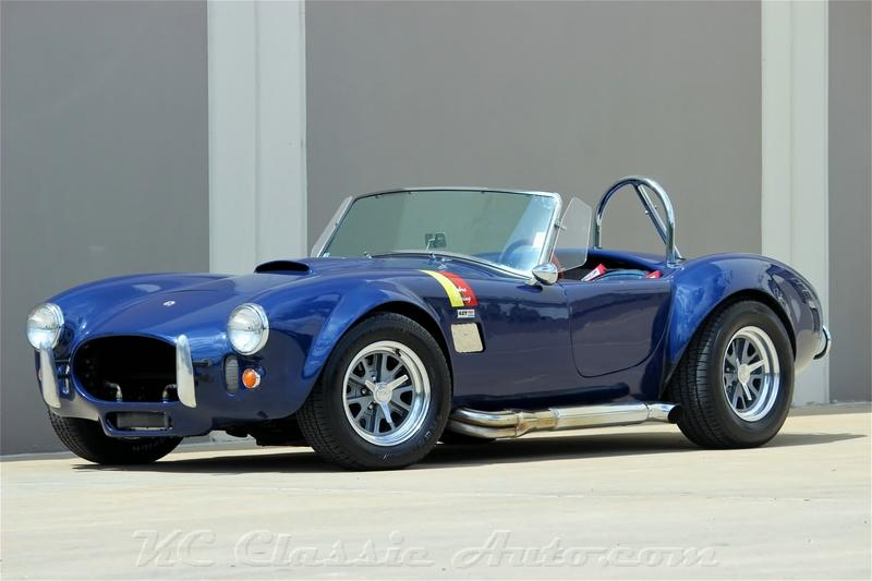1966 Shelby-American Cobra Cleveland 351