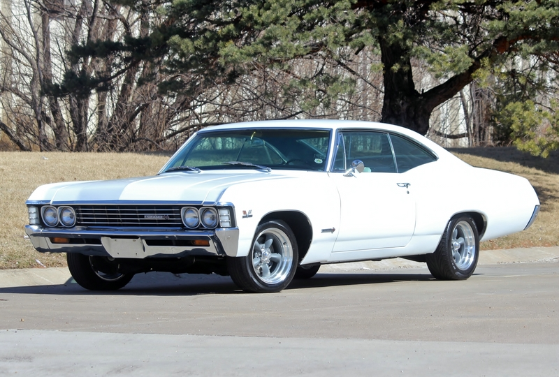 1967 Chevrolet Impala SS Numbers Matching Big Block 4spd
