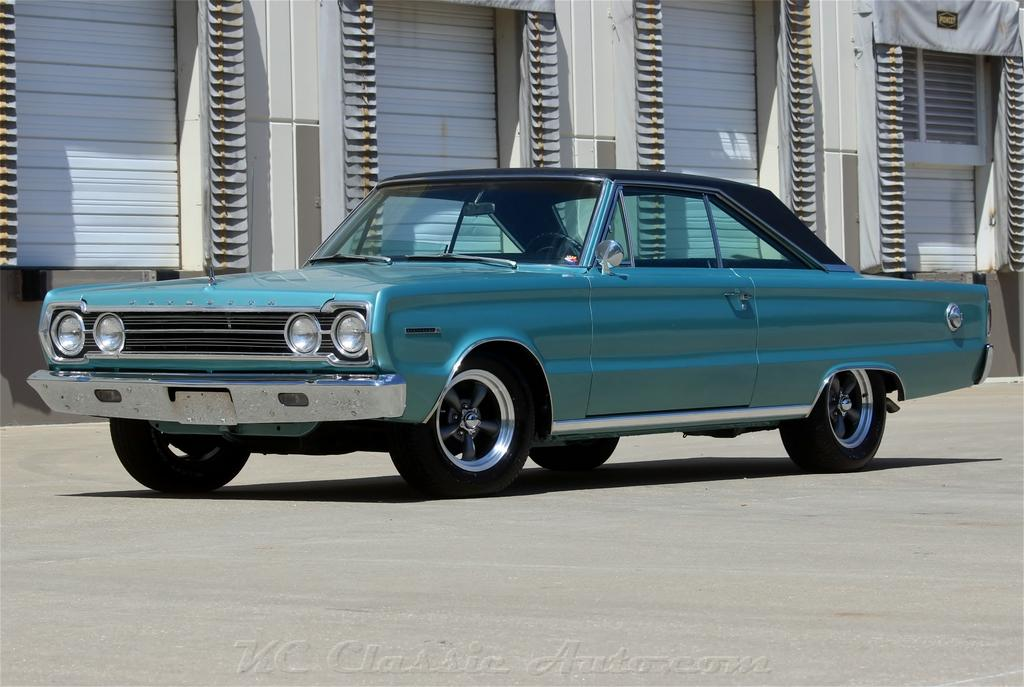 1967 PLYMOUTH Belvedere II 383 V8 Automatic, Mopar for sale ...
