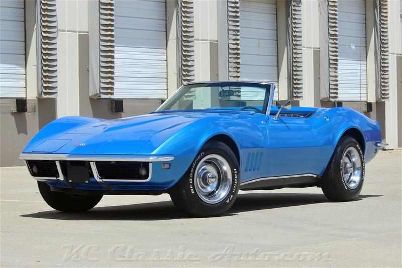 1968 Chevrolet Corvette Convertible !!! PENDING DEAL !!!