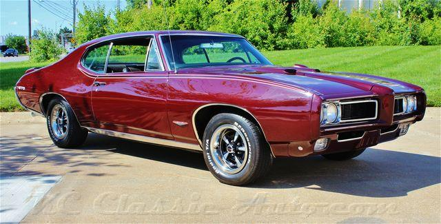 1968 PONTIAC GTO 400 Automatic for sale, Muscle Cars, Collector