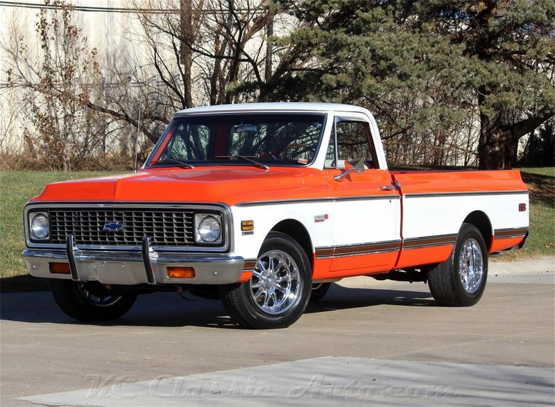 1971 Chevrolet C10 !!! PENDING DEAL !!!