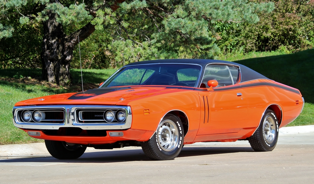 1971 Dodge Charger R/T EXCELLENT  440 Six Pack  Super Trac Pack