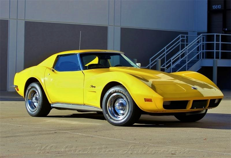 1973 Chevrolet Corvette !!! PENDING DEAL !!!