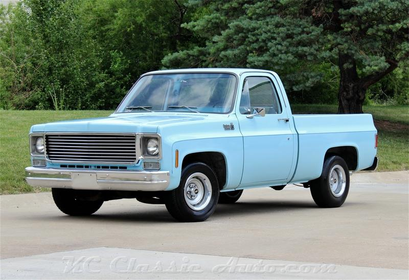 1977 Chevrolet C10 !!! PENDING DEAL !!!