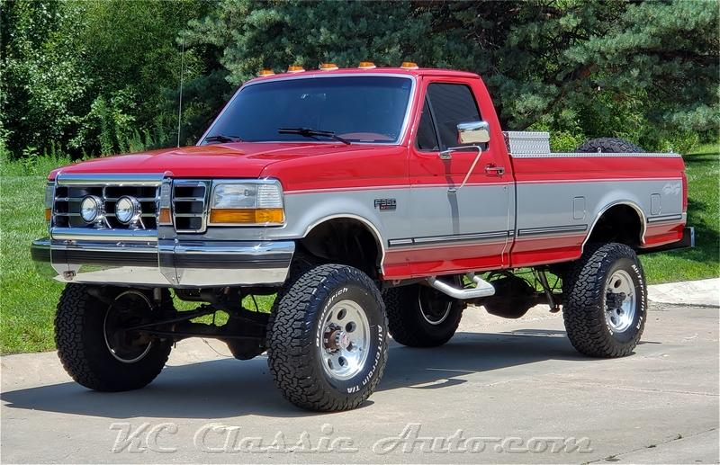 1994 Ford F350 4x4 52k Actual Miles!!!